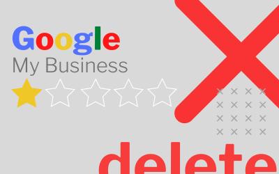 Como apagar os comentários negativos da minha empresa no Google?
