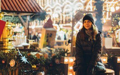 Proprietários de pequenos negócios, queremos comprar de forma segura e conveniente no comércio local este Natal, pode ser?