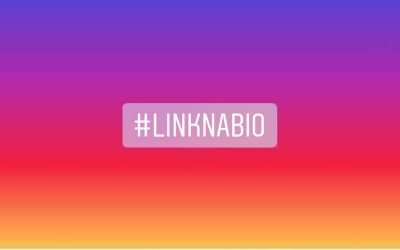 """Mas o que raio é o """"link na bio"""" que todos usam no Instagram?"""