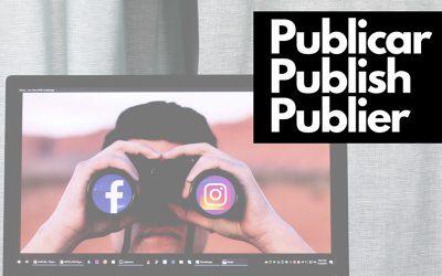 Como fazer publicações em vários idiomas no Instagram e Facebook